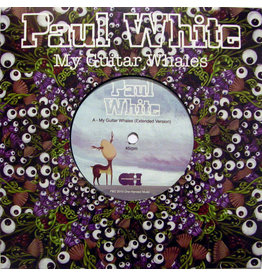 Paul White ‎– My Guitar Whales 7""