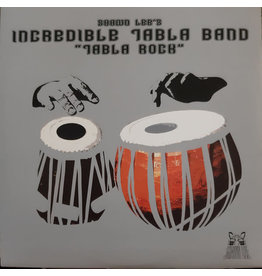 "Shawn Lee's Incredible Tabla Band - Apache/Bongo Rock 7"""