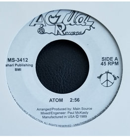 HH Main Source ‎– Atom 7""