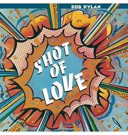 RK Bob Dylan ‎– Shot of Love LP