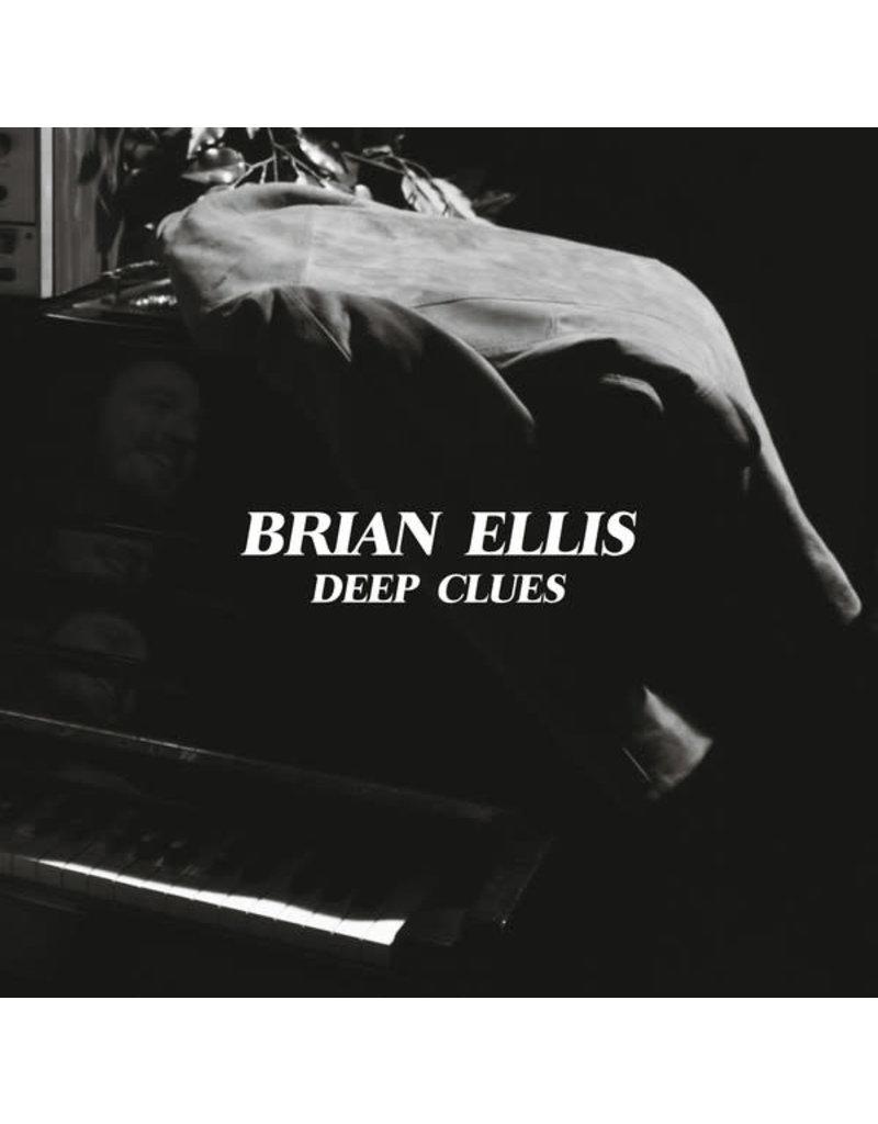 RK Brian Ellis – Deep Clues LP