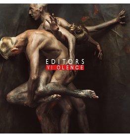 RK/IN Editors – Violence LP (2018), 180g