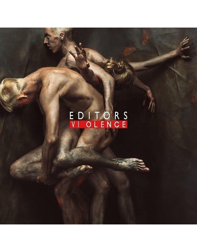 RK/IN Editors – Violence LP