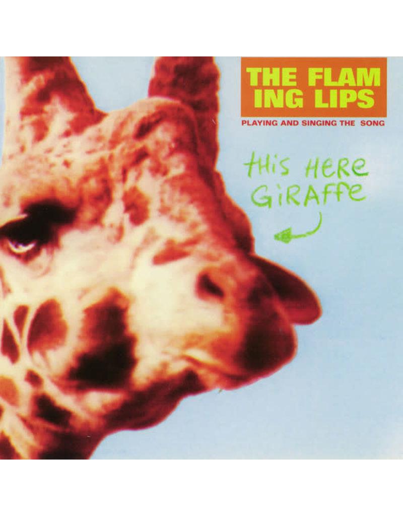 "RK The Flaming Lips – This Here Giraffe 10"""