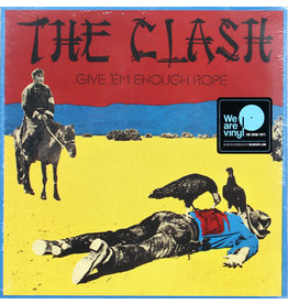 RK The Clash ‎– Give 'Em Enough Rope LP