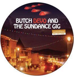 RK Devo ‎– Butch Devo And The Sundance Gig (Picture Disc) LP
