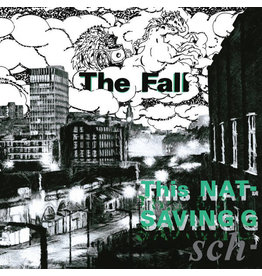 RK The Fall ‎– This Nation's Saving Grace LP