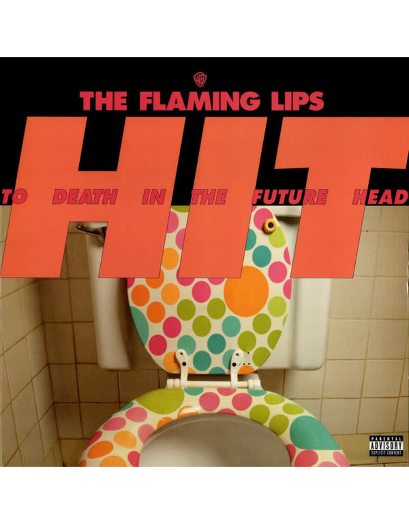 RK The Flaming Lips – Hit To Death In The Future Head LP