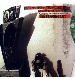 RK The Flaming Lips ‎– Transmissions From The Satellite Heart LP