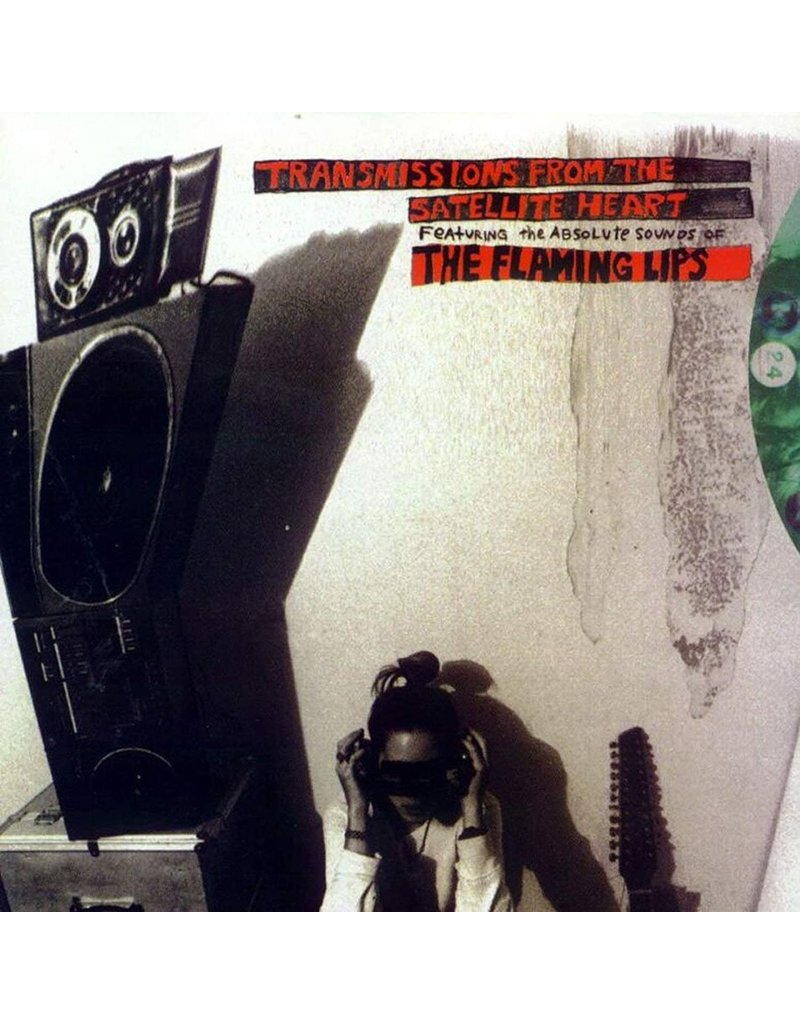 RK The Flaming Lips – Transmissions From The Satellite Heart LP