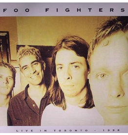 RK Foo Fighters ‎– Live In Toronto 1996 LP
