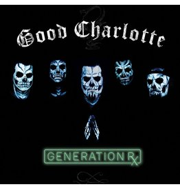 RK Good Charlotte ‎– Generation RX LP