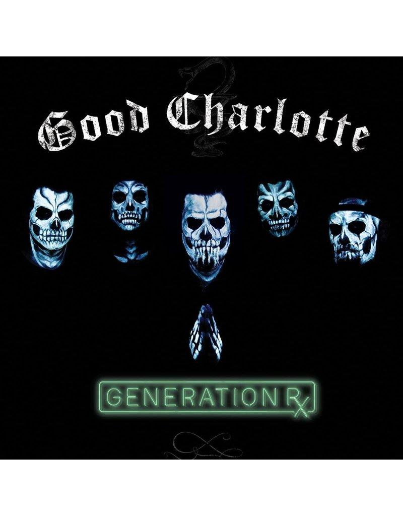 RK Good Charlotte – Generation RX LP (2018)