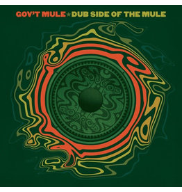 RK Gov't Mule ‎– Dub Side Of The Mule 2LP