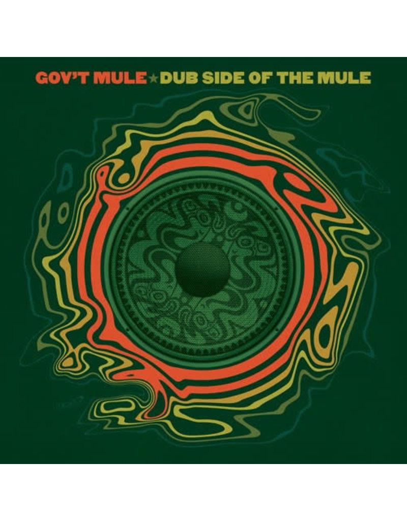 RK Gov't Mule – Dub Side Of The Mule 2LP