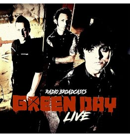 RK Green Day ‎– Radio Broadcasts Green Day Live LP