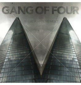 RK Gang Of Four ‎– What Happens Next LP