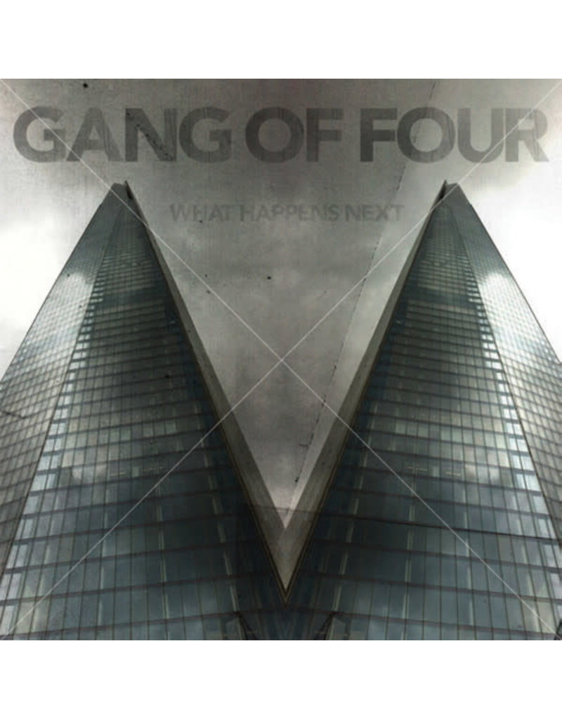 RK Gang Of Four – What Happens Next LP