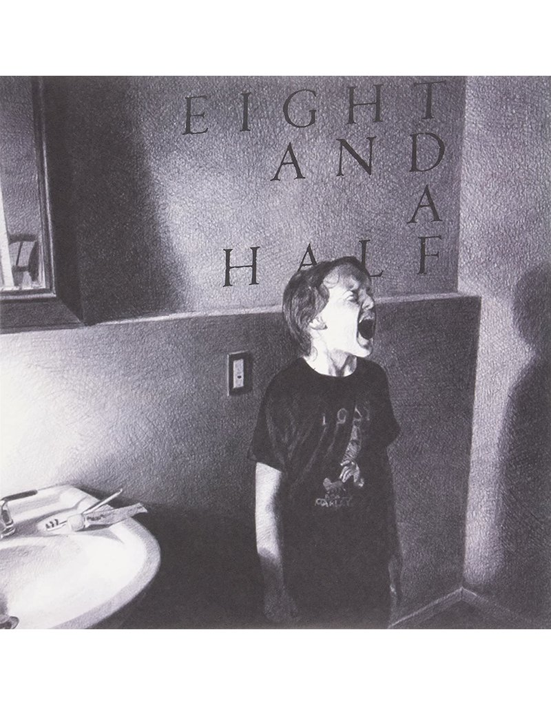 RK Eight And A Half ‎– Eight And A Half LP