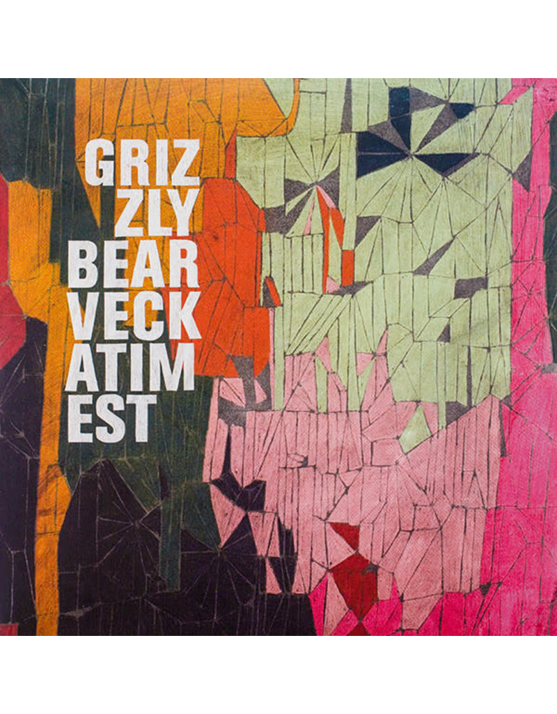 RK Grizzly Bear – Veckatimest 2LP