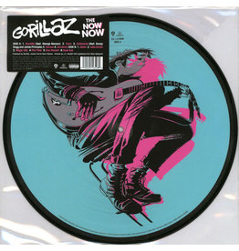 RK Gorillaz ‎– The Now Now (Picture Disc) LP