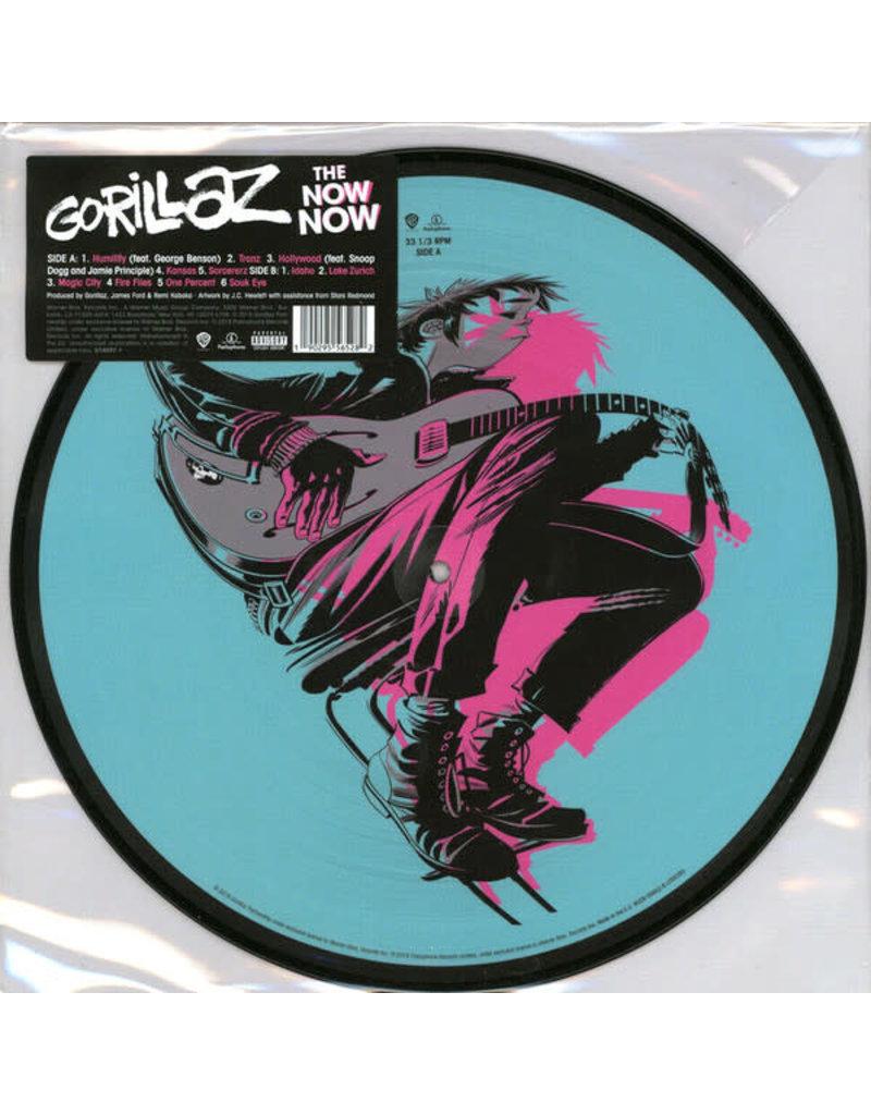 RK Gorillaz – The Now Now (Picture Disc) LP