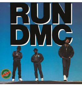 HH Run DMC ‎– Tougher Than Leather LP