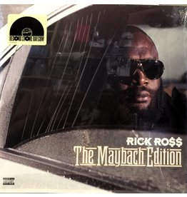 HH Rick Ross - The Maybach Edition LP