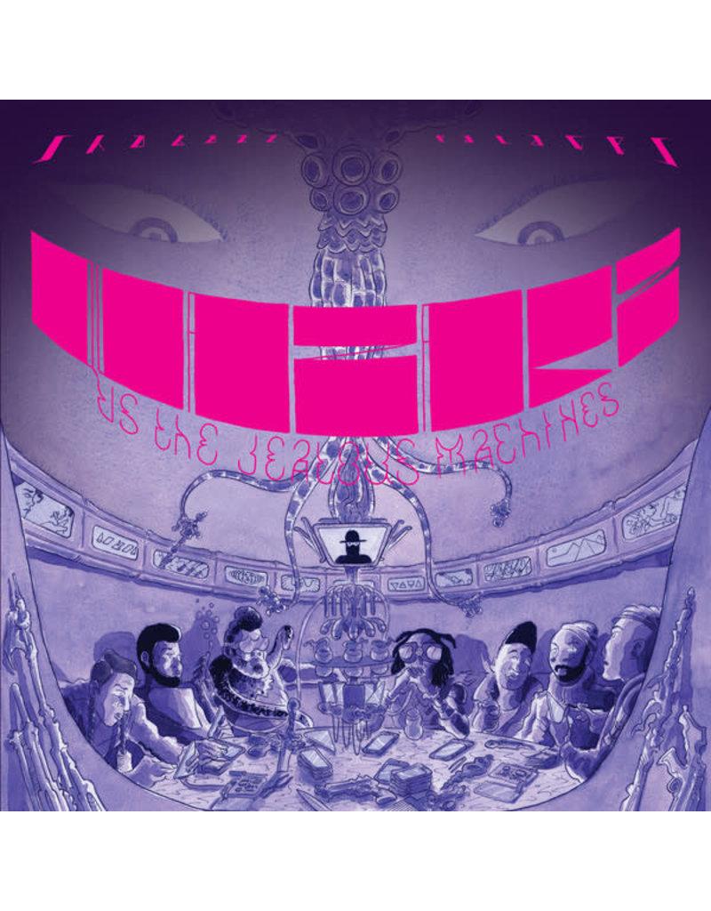 HH Shabazz Palaces – Quazarz vs. The Jealous Machines (LOSER Edition) LP