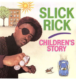 Slick Rick - Children's Story 7""