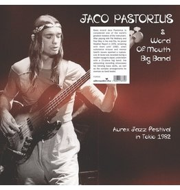 Jaco Pastorius & Word Of Mouth Big Band - Aurex Jazz Festival in Tokyo 1982 LP