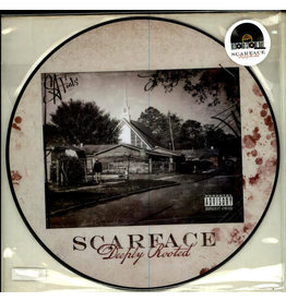"""HH Scarface – Deeply Rooted (Picture Disc) 12"""""""