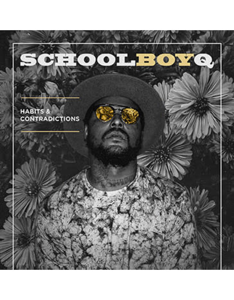 HH Schoolboy Q ‎– Habits & Contradictions 2LP