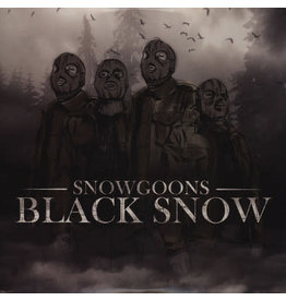 HH Snowgoons ‎– Black Snow 2LP