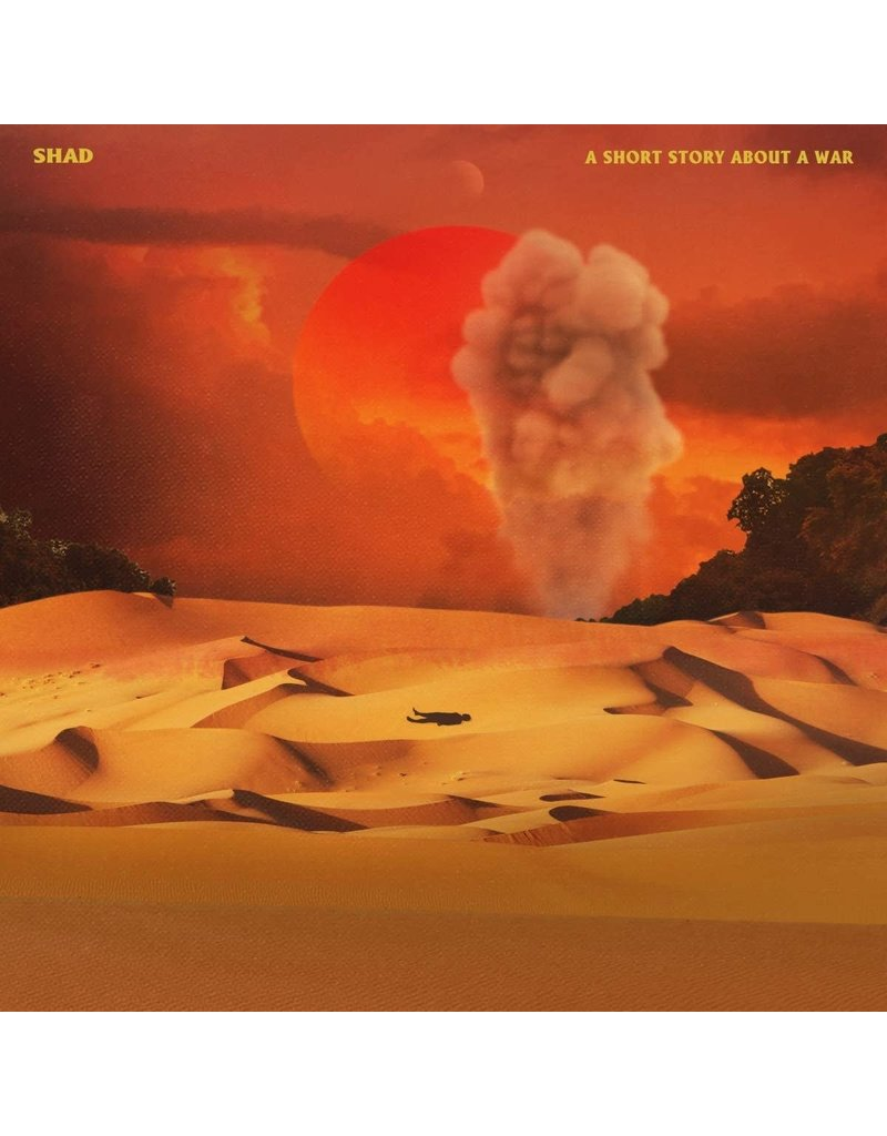 HH Shad – A Short Story About a War (Deluxe Edition) LP