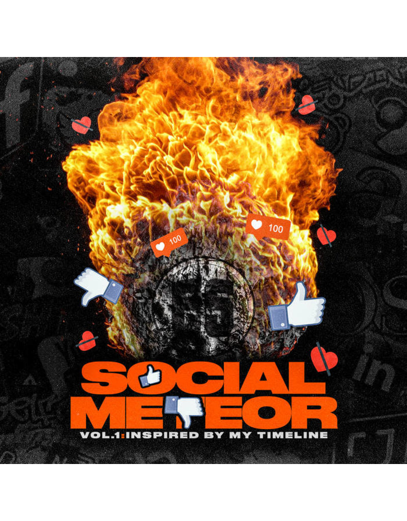 Es - Social Meteor Vol.1 Inspired By My Timeline LP