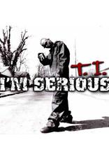 HH T.I. – I'm Serious (Red & White Vinyl) 2LP