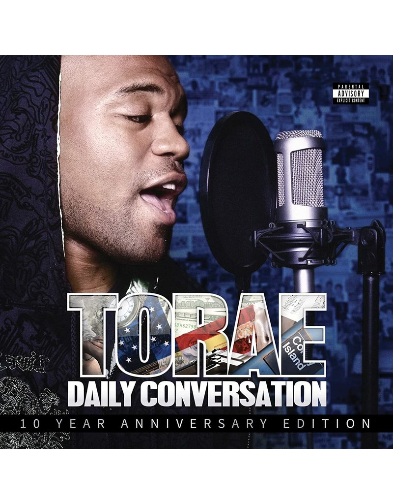 HH Torae ‎– Daily Conversation 2LP
