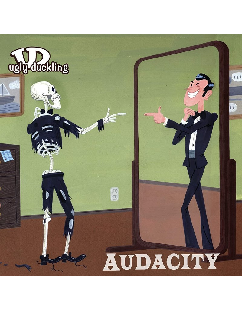 """HH Ugly Duckling – Audacity 2LP+7"""""""