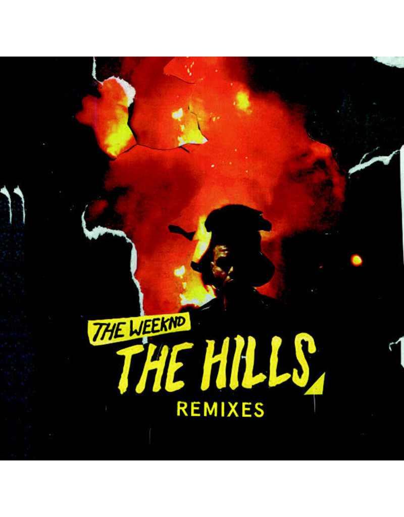 """PO The Weeknd – The Hills (Remixes) 12"""""""