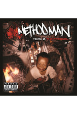 HH Method Man ‎– Tical 0: The Prequel 2LP