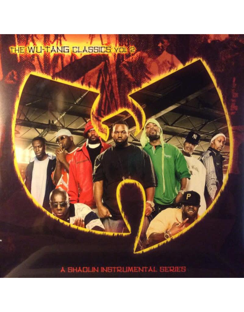 HH Wu-Tang Clan - Wu-Tang Classics Vol.2: A Shaolin Instrumental LP