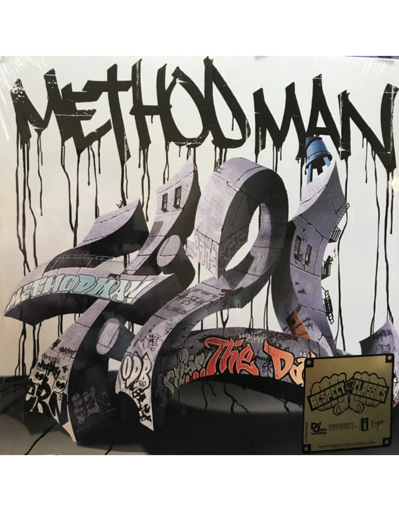 HH Method Man – 4:21 The Day After 2LP