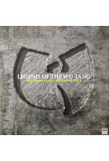 HH Wu-Tang Clan – Legend Of The Wu-Tang: Wu-Tang Clan's Greatest Hits 2LP