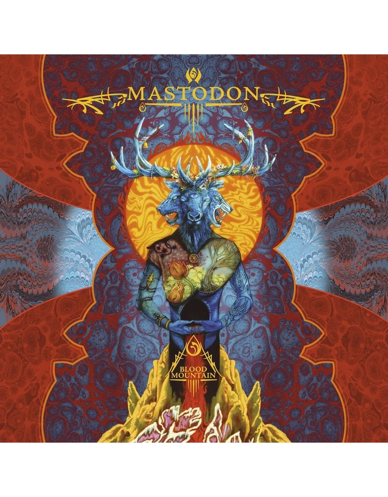 RK Mastodon ‎– Blood Mountain LP