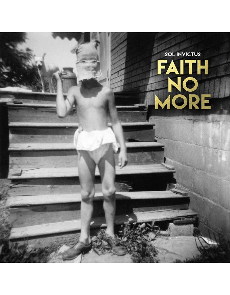 RK Faith No More – Sol Invictus LP