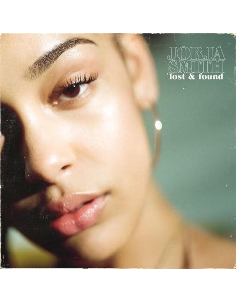Jorja Smith - Lost & Found LP (2018), 180g