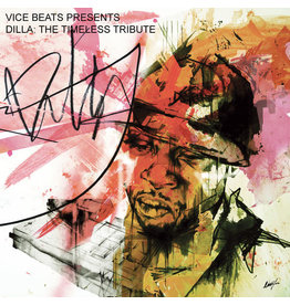 Vice Beats - Dilla: The Timeless Tribute LP