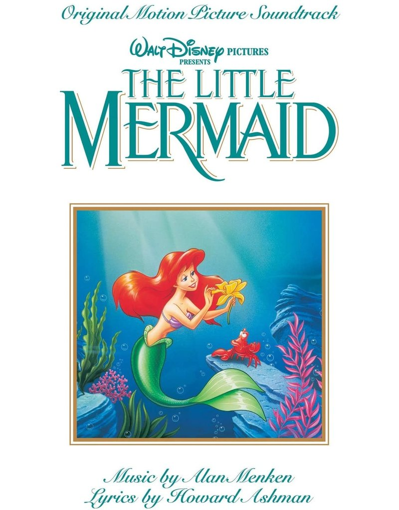 Various Artists - The Little Mermaid OST LP
