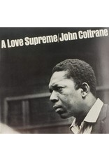 John Coltrane - A Love Supreme LP (Impulse!)